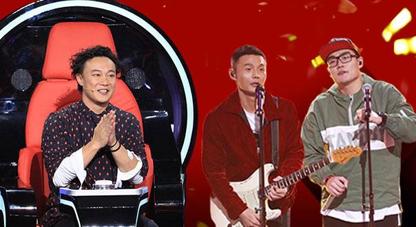 《中国新歌声2》第11期