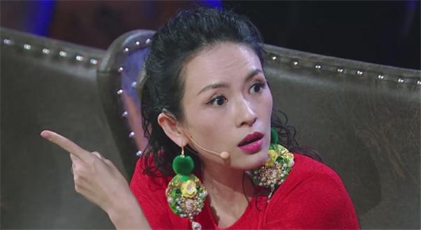 章子怡刘烨当众互diss?