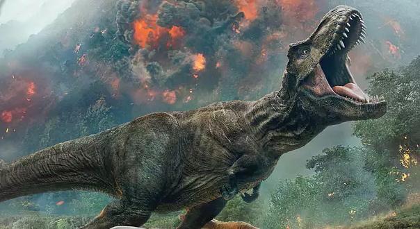 《侏罗纪世界2》星爵卖萌打怪