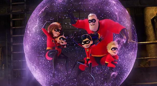 超人家庭 强势回归!