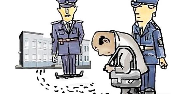 逃犯受法制节目感化自首